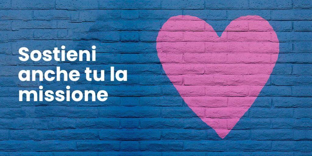 Dona ora per sostenere UCB Italia APS